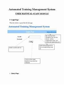 Ats Project User Module Manual Docx