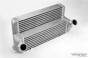 """VRSF BMW F Chassis 6"""" Stepped Core Race Intercooler"""