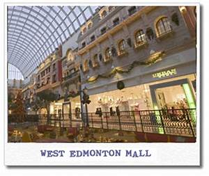 Mall In Canada