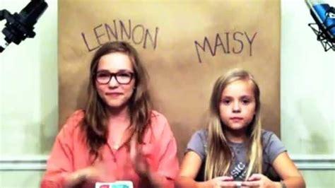 lennon  maisy stella  youtube musical prodigies