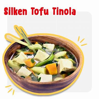 Tofu Popcorn Experiments Kitchen Tinola Ajinomoto