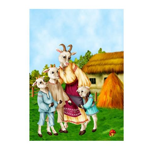 capra cu trei iezi desene animate in limba romana download
