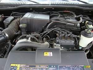 2002 Ford Explorer Eddie Bauer 4x4 4 0 Liter Sohc 12