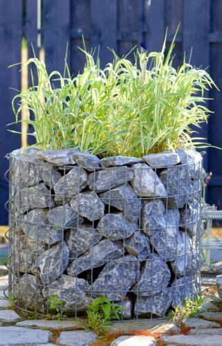So Bauen Sie Mithilfe Von Gabionen Einen Naturstein