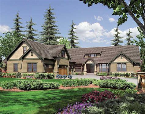 lodge style retreat  architectural designs house plans