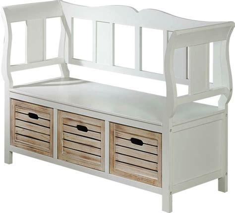 Jysk Floor L by Jysk 169 99 Bench White Storage Furniture