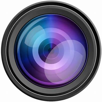 Lens Camera Clipart Len Lense Transparent Background
