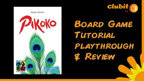 Learn about most popular card games. Pikoko Trick Taking Card Game Review and Playthrough - YouTube