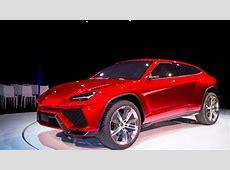 Lamborghini Urus 2018 first SUV New cars news and reviews