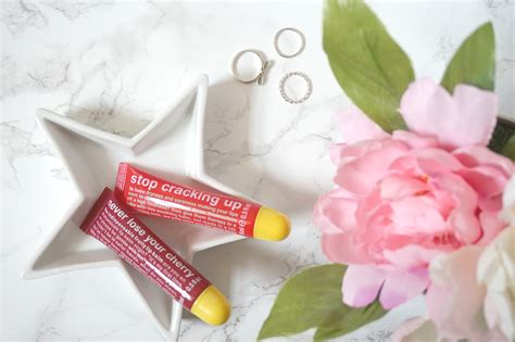Anatomicals Lip Balms Review When Tania Talks