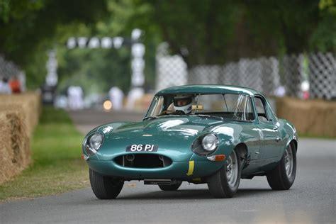 Jaguar E Type Lightweight 2018 Goodwood Festival Of Speed