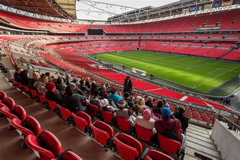 Wembley Stadium Tour for One