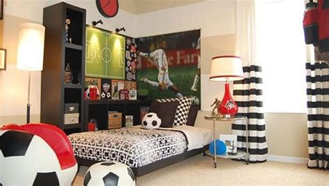 Soccer Themed Bedroom Photography by Top 11 Des Ambiances Pour Chambres D Enfants Quot Ma