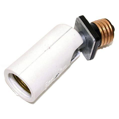 e26 medium base sockets swivelier 21701 white single lite flex swivel medium