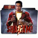 Shazam Icon Folder Deviantart Getdrawings