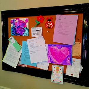 diy bulletin board open back frame and separate bulletin With bulletin board letters hobby lobby