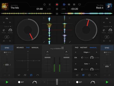 apple s tablet gets its killer app djay pro for