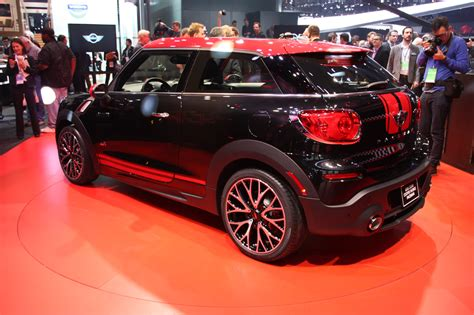 2018 Mini John Cooper Works Paceman Detroit 2018 Photo
