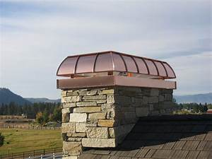 Chimney Caps Mountain Copper Creations