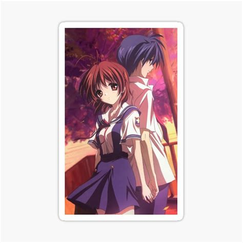 clannad stickers redbubble