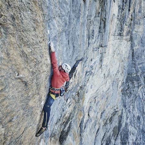 Odyssee, The Hardest Route On The Eiger North Face By