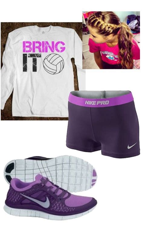 Best 25+ Volleyball outfits ideas on Pinterest | Volleyball Volleyball clothes and Vollyball ...