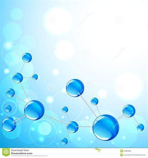 molecular background royalty  stock image image