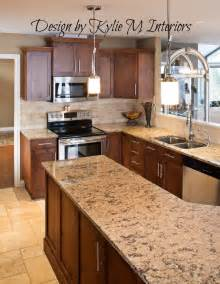 kitchen backsplash with cabinets benjamin lenox kitchen remodel before and after maple cabinets quartz counter