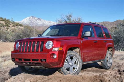 2008 Jeep Patriot Pictures/photos Gallery