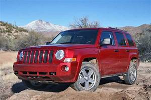 2008 Jeep Patriot Pictures  Photos Gallery