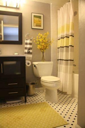 images   yellow  grey bathroom