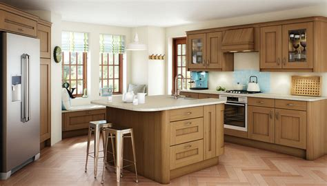 oak shaker style kitchen cabinets our trade kitchen styles ranges magnet trade 7135