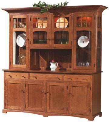 solano  door china hutch countryside amish furniture