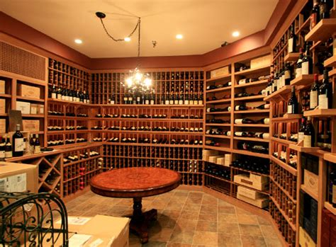luxury  home wine cellars wine cellars design
