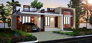 kerala home design house plans indian budget models With good small home in kerala