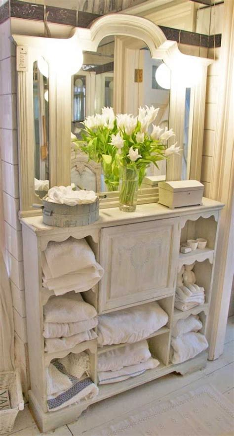 25 best shabby chic bookcase ideas on