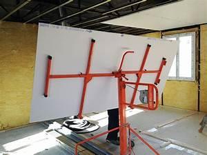 Faux Plafond Autoportant : pose de placo ce qu 39 il faut savoir avant de se lancer ~ Nature-et-papiers.com Idées de Décoration