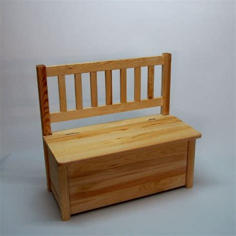 Massive Sitztruhe Holz