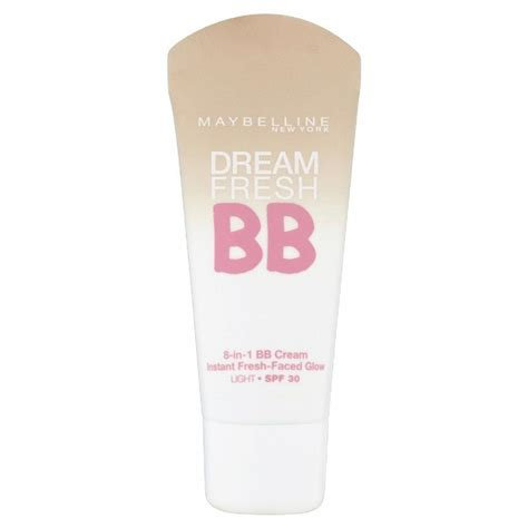 nyc bb cream light maybelline dream fresh bb 8 in 1 cream reviews photos