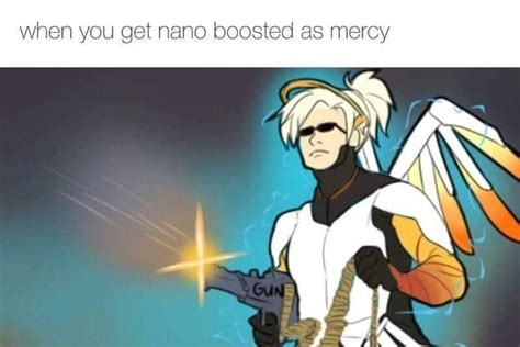 Overwatch Mercy Memes - let s do this overwatch know your meme