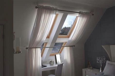 Gardinen Dachfenster Ideen window dressing for velux windows this is what i had in