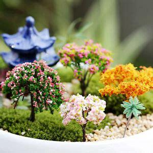 Garten Pflanzen Zubehör by Miniatur Baum Pflanzen Garten Zubeh 246 R