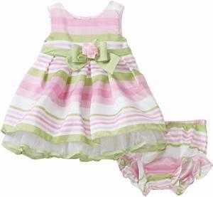 Beautiful Baby Girl Dress by Youngland on LoveKidsZone ...