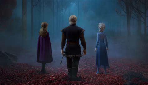 frozen  revelan el trailer oficial de la pelicula