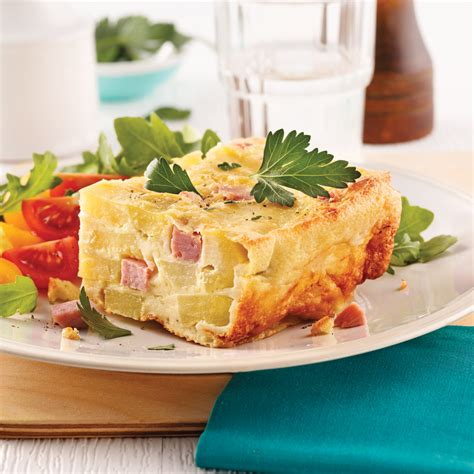 quiche jambon sans pate quiche jambon fromage sans p 226 te recettes cuisine et nutrition pratico pratique