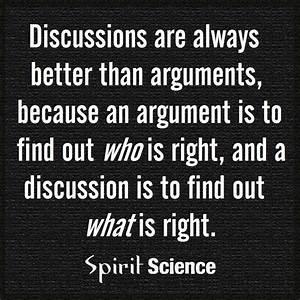 Discussions * Y... Condor Arguments Quotes