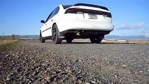1996 Subaru Legacy Exhaust