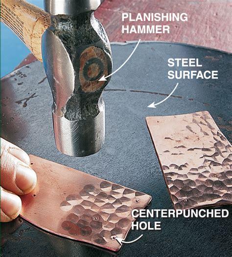 hammer   copper hardware popular woodworking magazine