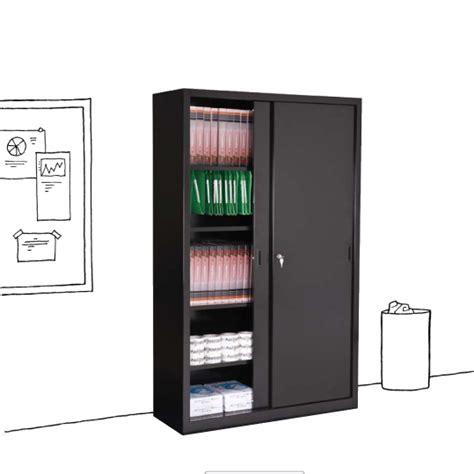 armoire de bureau porte coulissante armoire de bureau avec porte coulissante