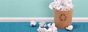 La Collecte Et Le Recyclage Du Papier De Bureau La Peine